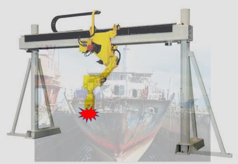 Portal and Robotic Tool